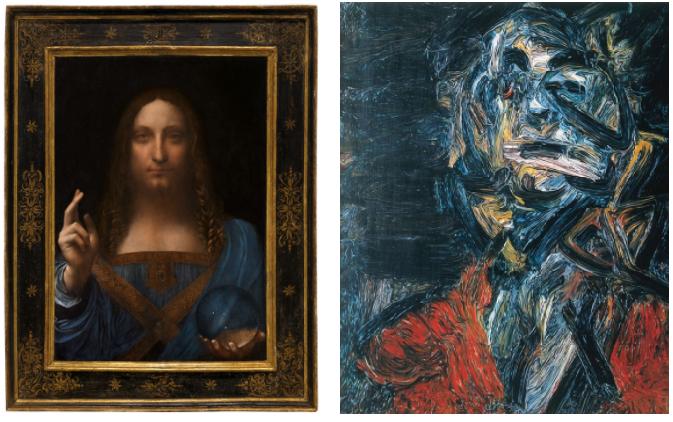 Meglio le opere dei grandi maestri o quelle di arte contemporanea?