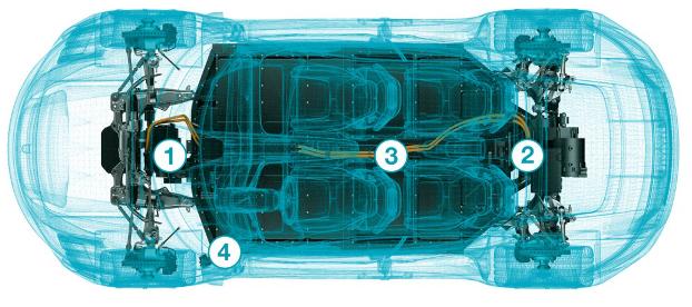 Anche Porsche si è lanciata nello sviluppo di un'auto elettrica
