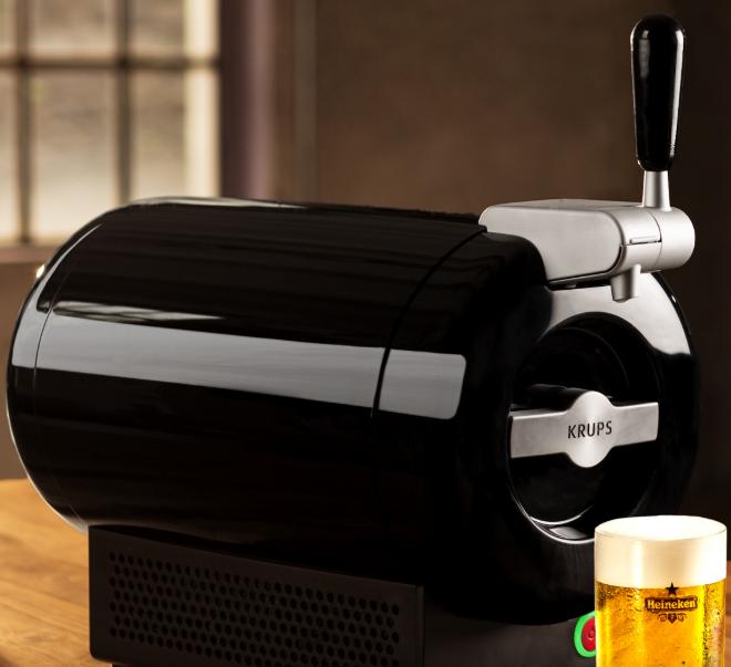 Se si può spillare la birra , allora perchè non il caffè freddo e il kombucha?