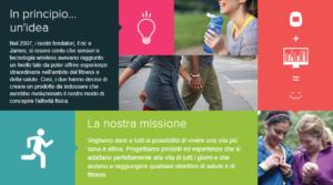 L'idea originaria e la mission di Fitbit